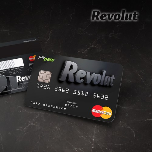 Innovative Debit Card Design