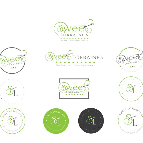 Bold concept for Sweet Lorraine's
