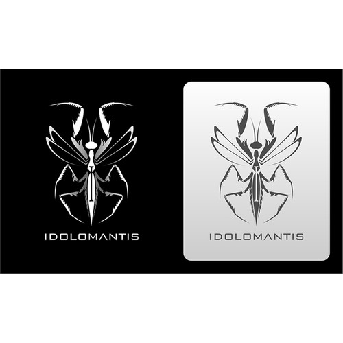 Clean logo for Idolomantis