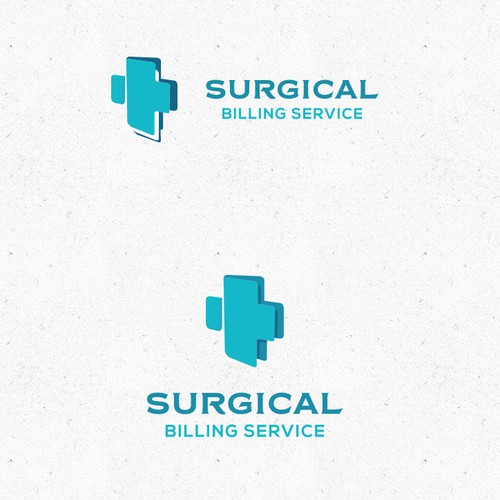 Surgical Billing Service Logo Proposal