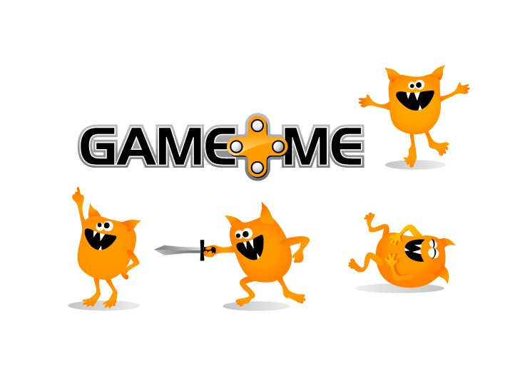 New logo wanted for Game Plus Me (Game+Me)