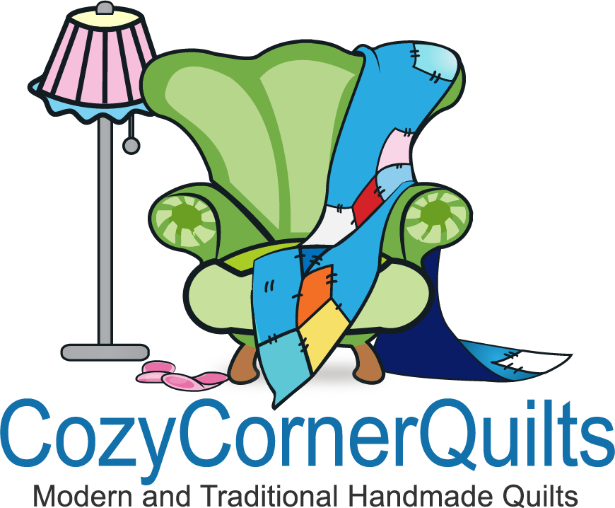 Create a fun design for online shop selling custom made quilts - Cozy Corner Quilts