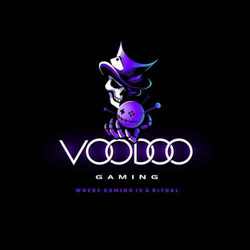 Voodoo Gaming logo