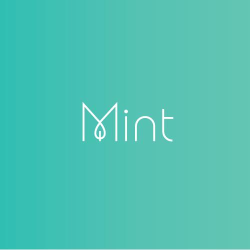 Mint wordmark
