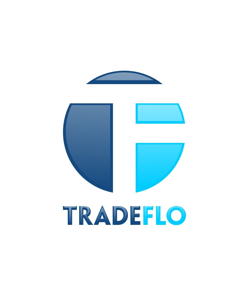 "TBG Trade Services but the logo I need designed is ""TRADEFLO"" needs a new logo"