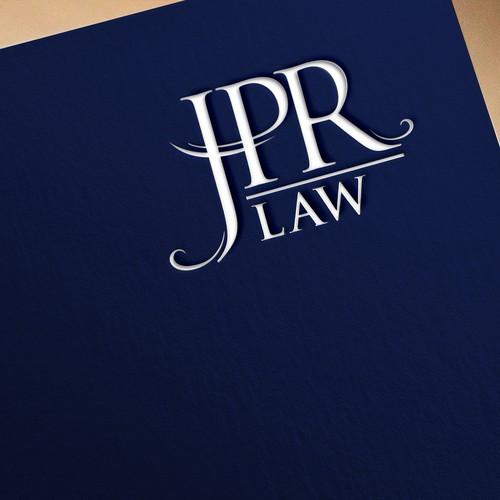 JPR Law logo's