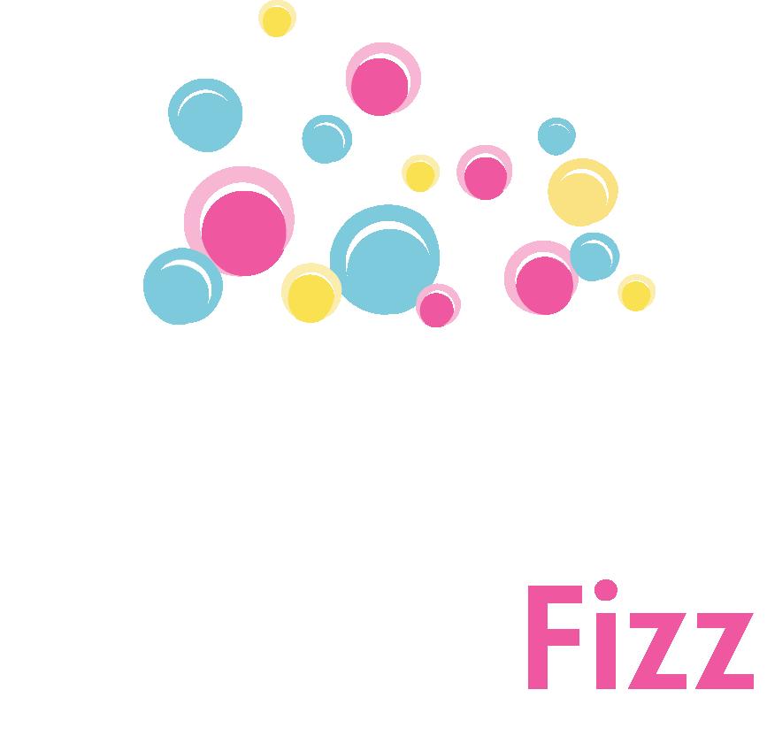 Build-your-own bath bomb website needs fun new logo