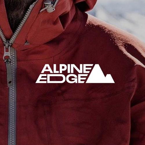 Logo concept for Mountain wear company