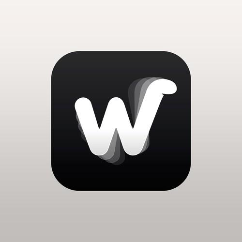 Worm app iOS icon