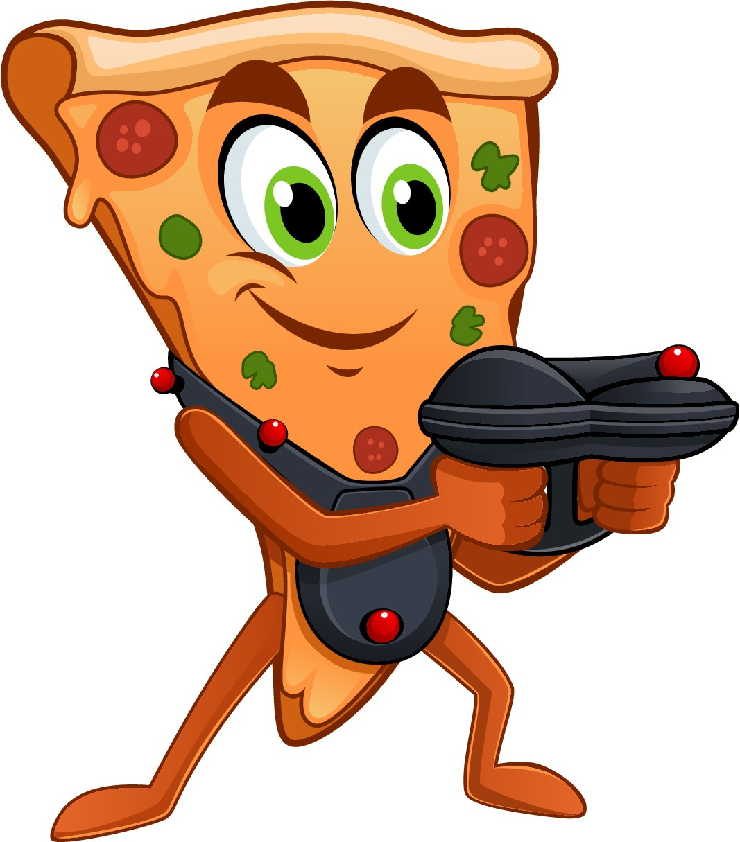 Laser Tag Pizza
