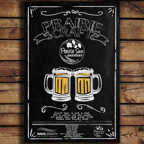 Prairie Craft Poster