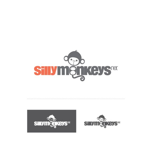 Silly monkeys logo