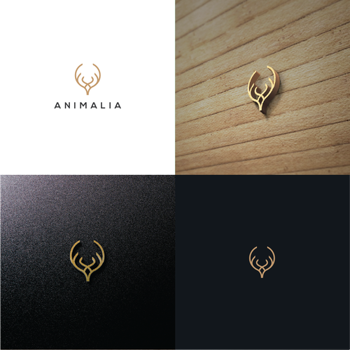 Logo for animated 3D animals for games and multimedia.