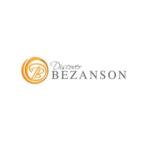Discover Bezanson Logo Design