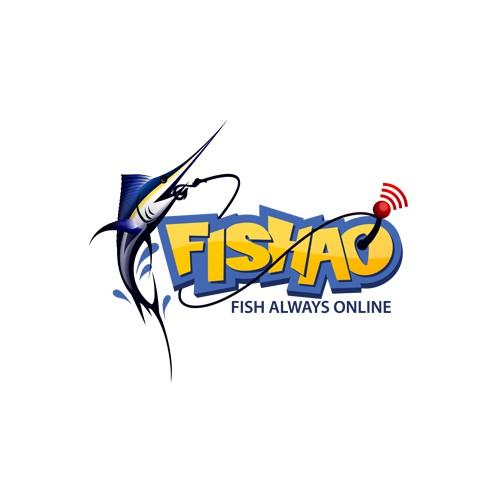 Fishao Logo design