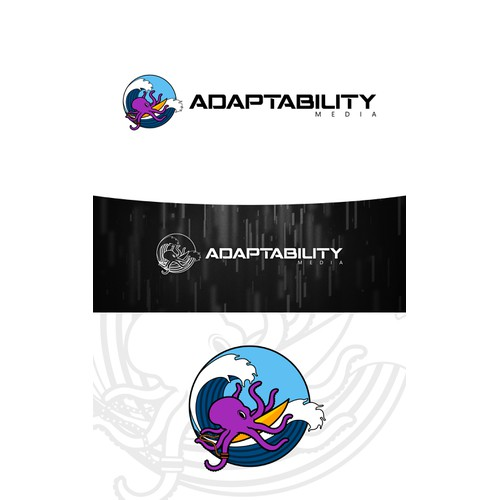 Adaptability Media logo entry