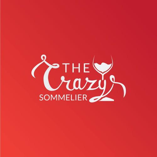 Logo for The Crazy Sommelier