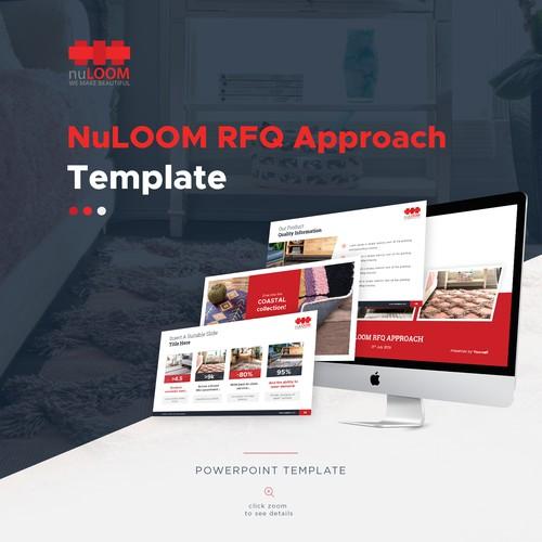 NuLOOM RFQ Approach Presentation