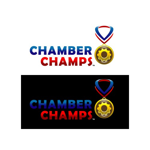 Logo concept for Chamber Champs