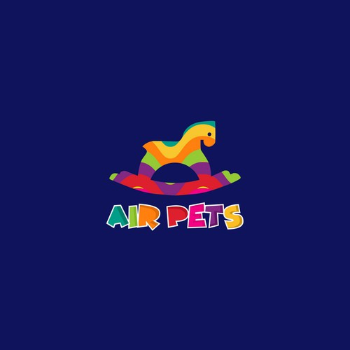 Logo Concept for Airpets