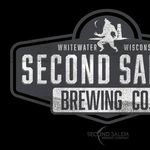 Screen-Print Design for Brewery