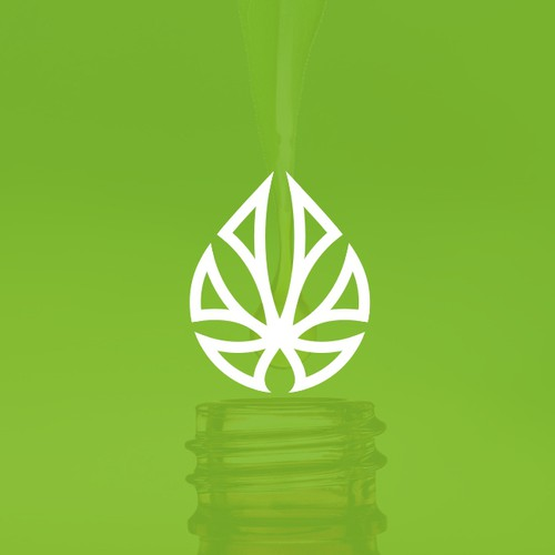 Modern Logo Design for CannaLean, a Cannabis Company