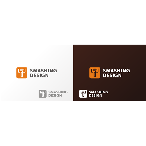 Smashing Design Logo Design