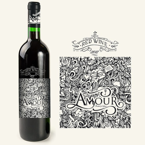 Concept for a spanish wine