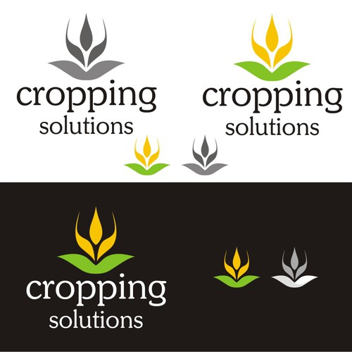 Logo - Cropping Solutions - Guaranteed