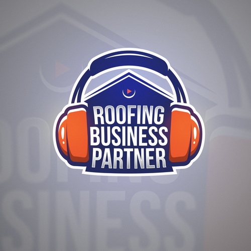 roofing business podcast logo