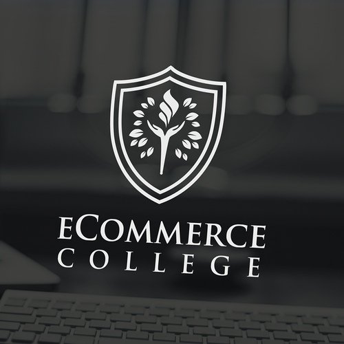 Logo for ECOMMERCE COLLEGE