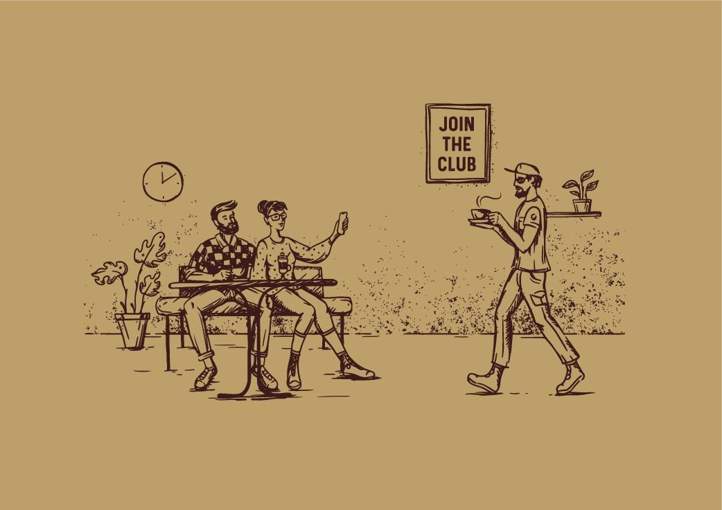 Social Club Coffee second image