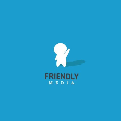 Friendly Media Logo