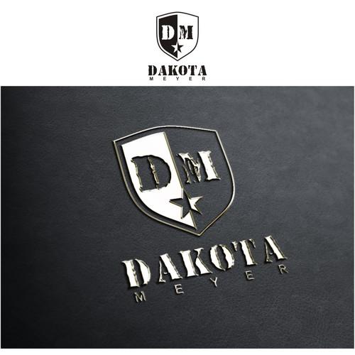 Create the next logo for Dakota Meyer