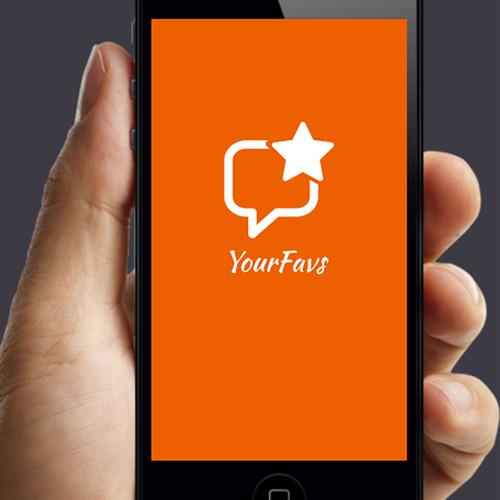 Yourfav Icon App