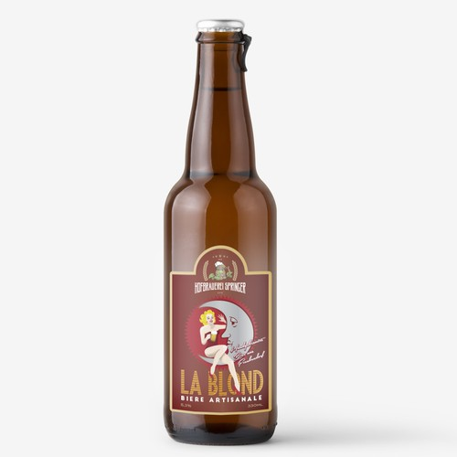Beer Label design concept
