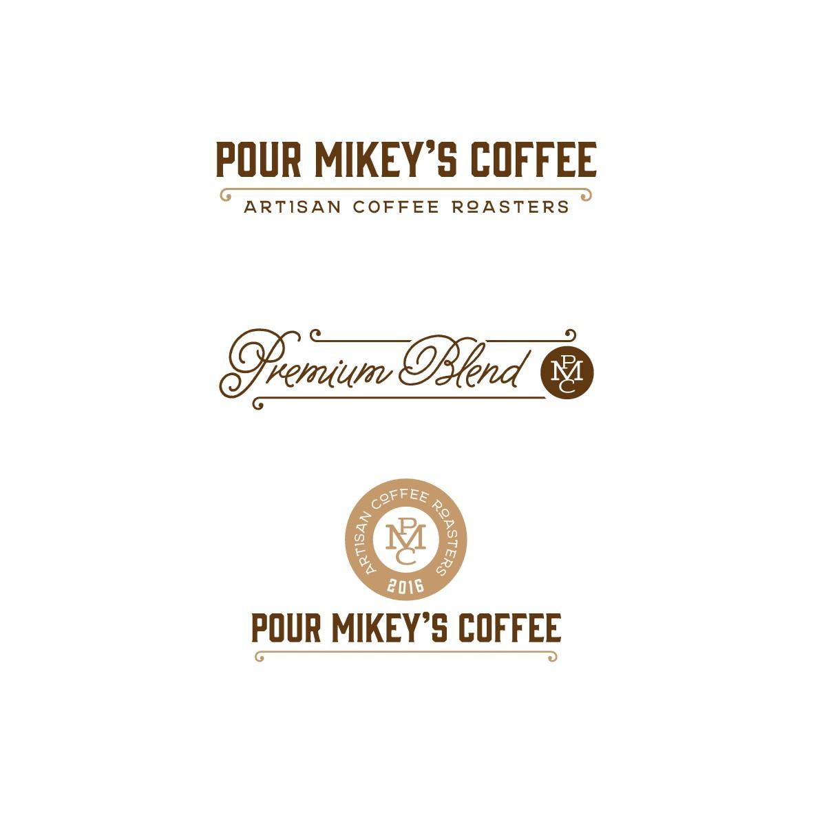 Artisan Coffee Roasters Logo Design