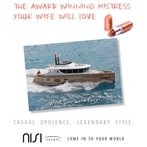 NISI Yachts needs a new design