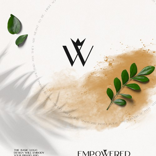 Logo for entrepreneurs women organization
