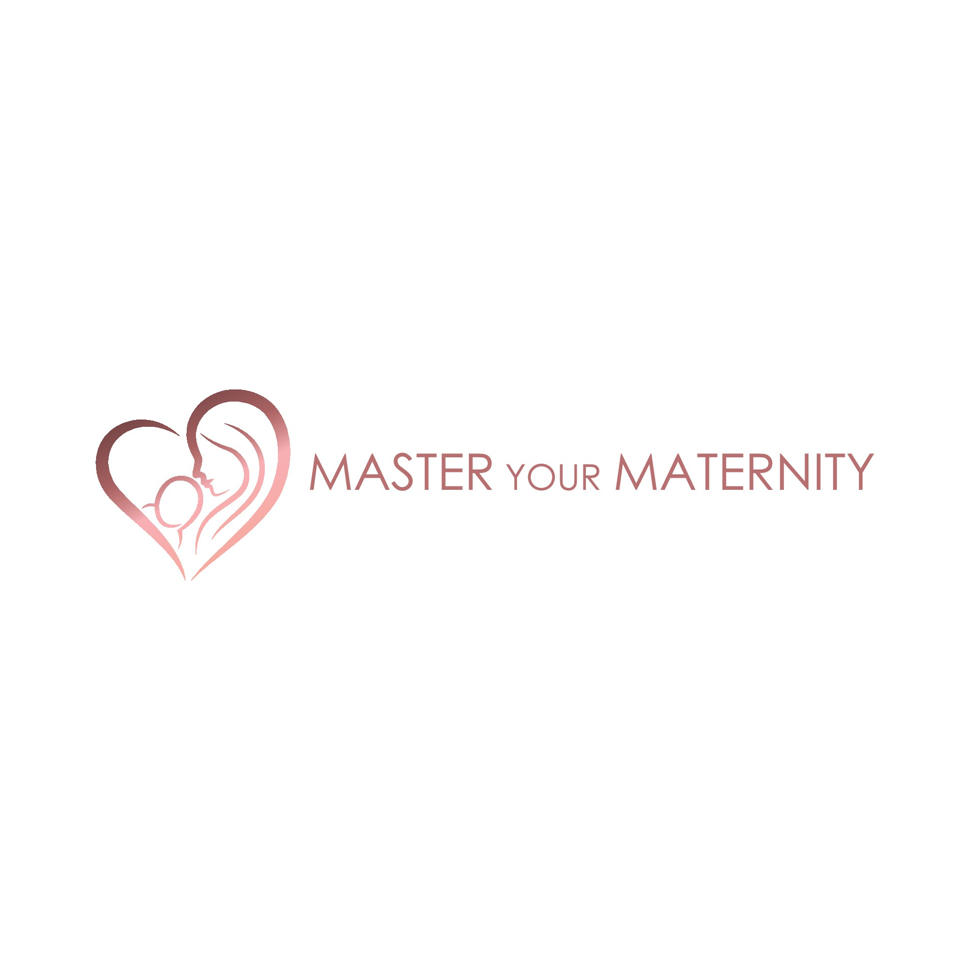 Master your maternity logo