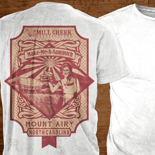 Tee for Mill Creek General Store