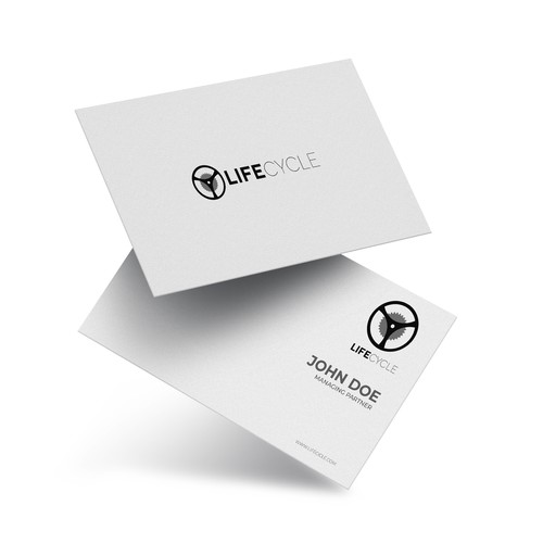 Minimalistic Logo Design for a financial sector company