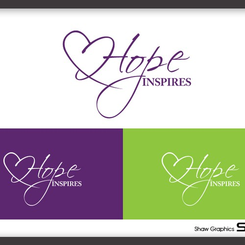 New logo wanted for Hope Inspires