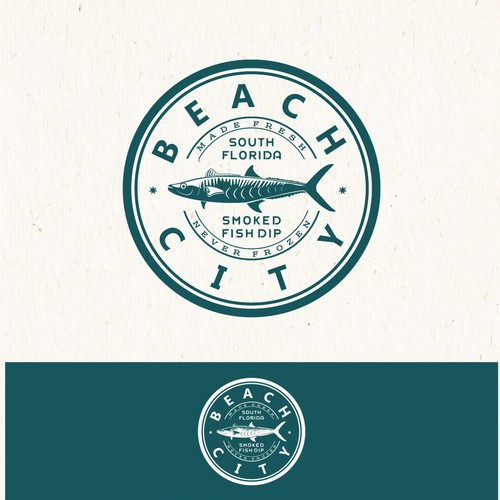 Logo for BEACHCITY