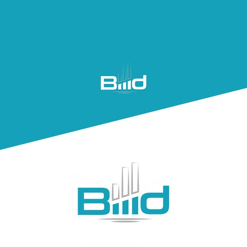 Concept logo for Building Industry