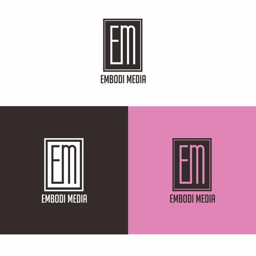 Logo concept for Embodi Media
