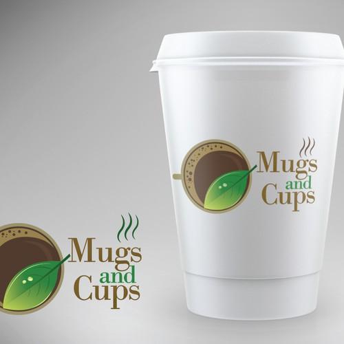 Logo of Coffee and Tea Shop