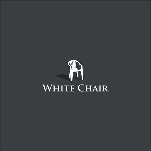 Well done! Simple logo concept for White Chair Attorney & Law