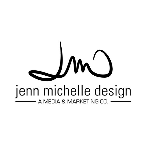 Personal Brand Logo for Graphic Design / Marketer