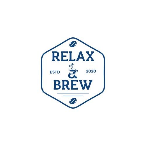 simple logo.food and drink vintage logo